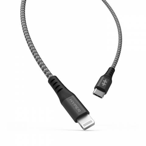 Cáp C To Lightning 18W Hyperdrive Touch 2M (CLB523) MFI Iphone/ Ipad