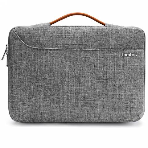 Túi Chống Sốc Tomtoc (USA) Spill-Resistant Macbook Pro 13'' - Gray (A22-C02G01)