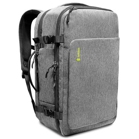 Balo Tomtoc (USA) Flight Approved Travel 40L/17.3″ - Gray (A81-F01G)